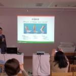 2014年4月: 上海复旦大学附属华东医院 康复医学科