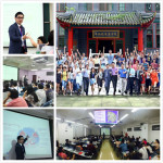 Andy教授于四川大学华西医学院UIP国际周课程已圆满落幕